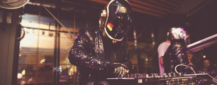Daft Punk Tribute Act
